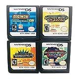 Digimon World Championship World Dawn World DS World Dusk Cartridge for Nintendo 3DS NDSi NDS Lite US Version