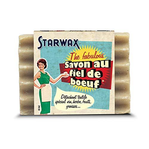 Starwax : Savon Détachant Au Fiel De B½uf 100gr Fabulous