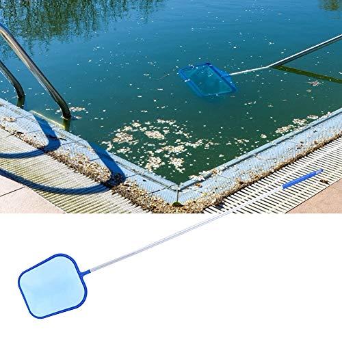 Reinigungsnetz Schwimmbad Skimmer Wartungskit für Teich zur Reinigung von tiefem Wasser für Oberflächenmüll