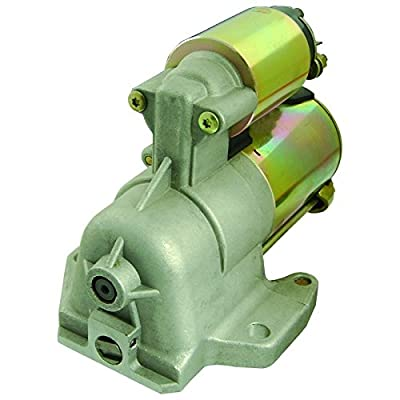 New Starter Replacement For 2005-2007 Replacement Ford Five Hundred 500 Freestyle & Mercury Montego 3.0L SR7589X 5F9T-11000-AA 5F9Z-11002-AA 6F9Z-11002-AA 2-2394-FD SA924