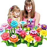 Flower Garden Building Set 3-6 Year Old Girls Toddlers and Kids Best Christmas