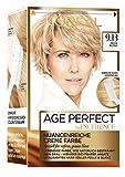 LOréal Paris Excellence Age Perfect Coloration, 9.13 beige blond, 3er Pack (3 x 1 Stück)