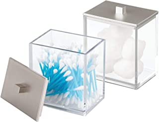 Best decorative glass storage containers with lids Reviews