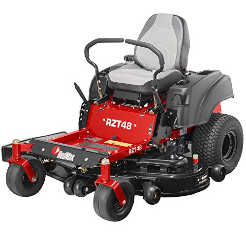 Husqvarna New RedMax RZT 48x 48 Deck Riding Zero-Turn Mower with 23Hp Kawasaki Engine