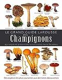 Le grand guide Larousse des champignons - 450 espèces présentées sous toutes leurs facettes