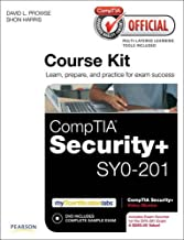 CompTIA Official Academic Course Kit: CompTIA Security+ SY0-201, with Voucher