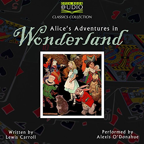 Alice's Adventures in Wonderland cover art