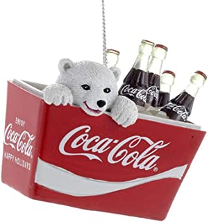 Best coca cola polar bear christmas decorations Reviews