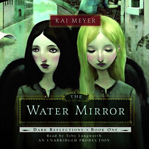 The Water Mirror audiobook cover art