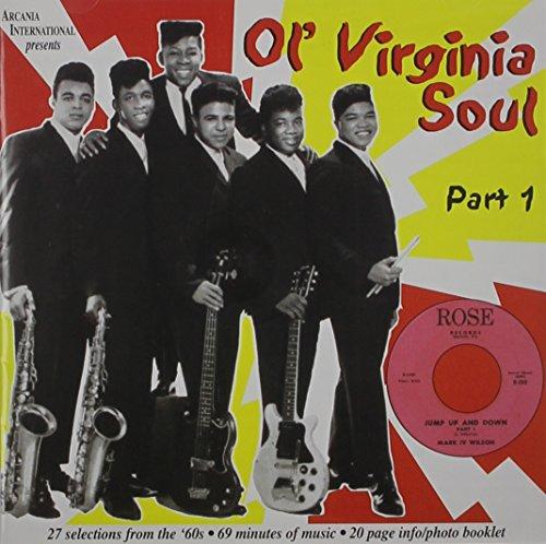 Vol.1-Ol'virginia Soul-Jump Up