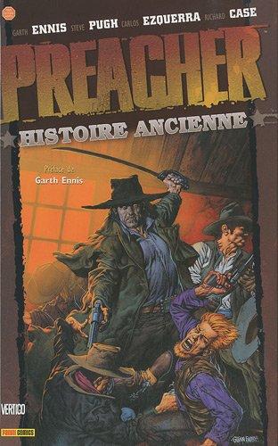 Preacher T04 histoire ancienne