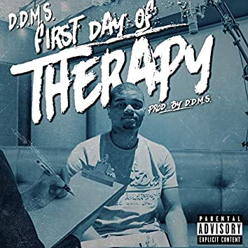 First Day of Therapy (feat. Wunder) - EP