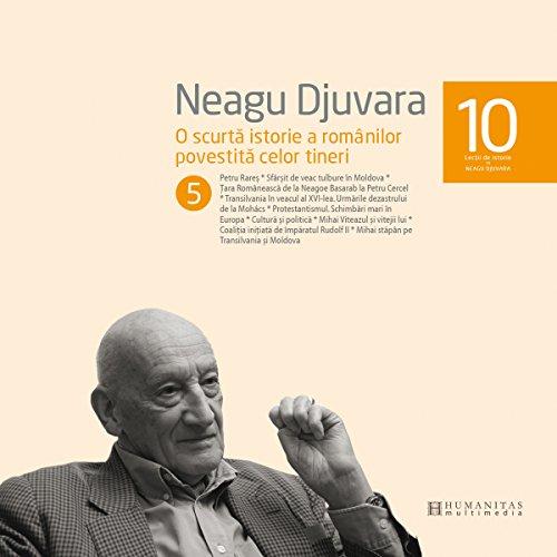 O scurtă istorie a românilor povestită celor tineri 5 audiobook cover art