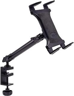 Arkon Heavy Duty Tablet Clamp Mount for Desks or Treadmills for iPad Pro iPad Air iPad Retail Black
