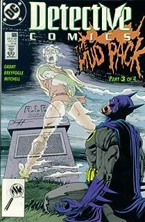 Detective Comics #606 : Killer Clay (The Mud Pack Part 3 - DC Comics)