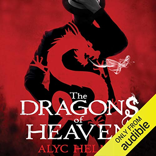 The Dragons of Heaven cover art