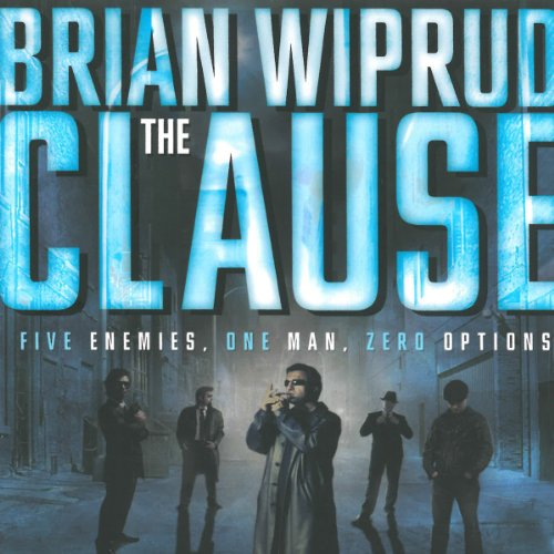 The Clause audiobook cover art
