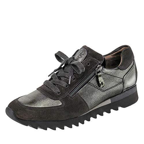 Paul Green Schnürschuhe Sneaker grau 42