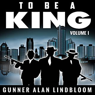 To Be a King audiobook cover art
