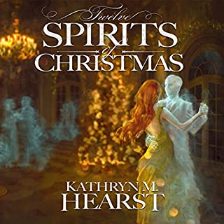 Twelve Spirits of Christmas audiobook cover art