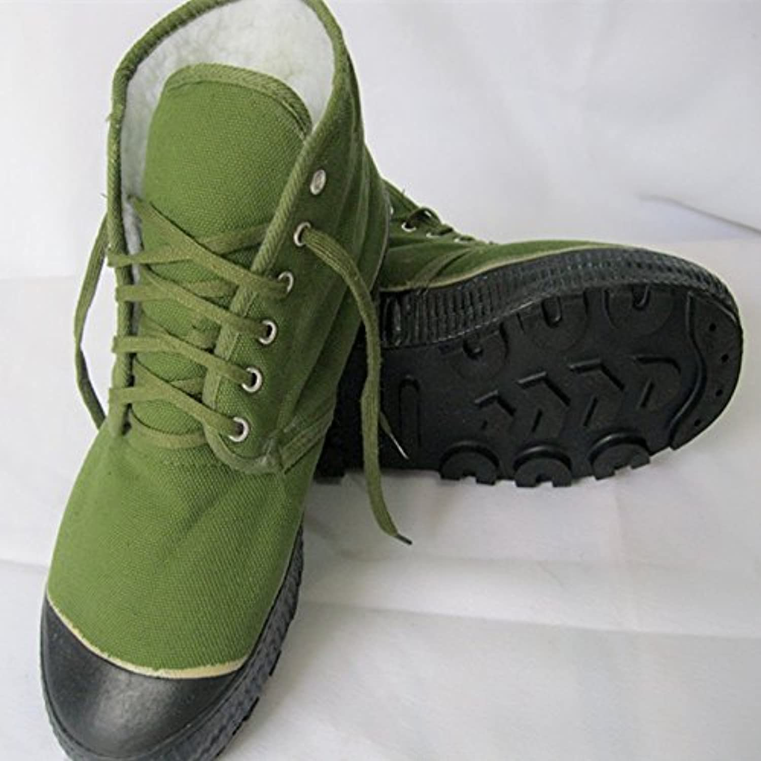 Men's outdoor shoes warm in winter and cold snow