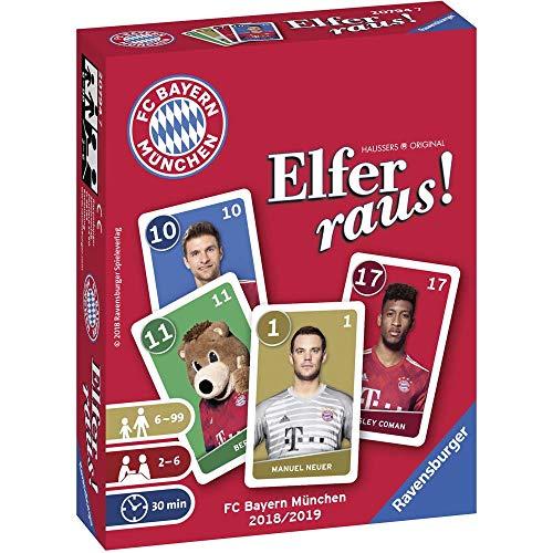 Ravensburger 20794 20794-Bayern München Elfer Raus '19
