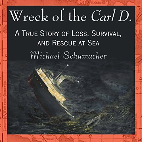 Wreck of the Carl D. audiobook cover art