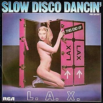 Slow disco dancin'