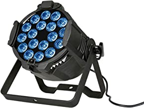 Boulder LED stage light Par Light 18x15W RGBWA 5in1 DMX512 supper bright good color mixing wash stage light for Party, Nig...