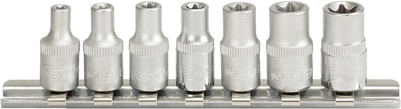 1//2 KS Tools 911.4322 E16 Llave de vaso para tornillos Torx