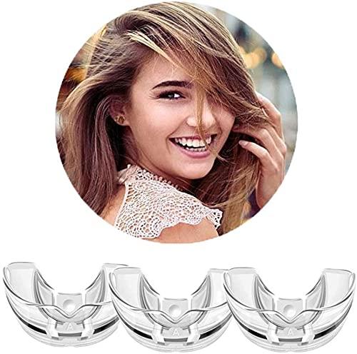 Dental Ortodontia Retentor Chaves Dentes Alisador para Adulto e Criança para Proteger Os Dentes