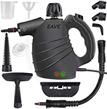 Handheld Steam Cleaner, Portable Steamer for Cleaning, 10 in 1 Set Steamer for Car Detailing, Home Use, Multi-purpose for Multi-surface/Multi-material, Suitable for Home, Sofa, Bathroom, Car Seat, Bedroom Cleaning