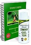 DMSO Magnesium Gel -Salbe Magnesiumöl Dimethylsulfoxid 99,9% mit gratis PDF Handbuch Anwendung Wirkung 50ml
