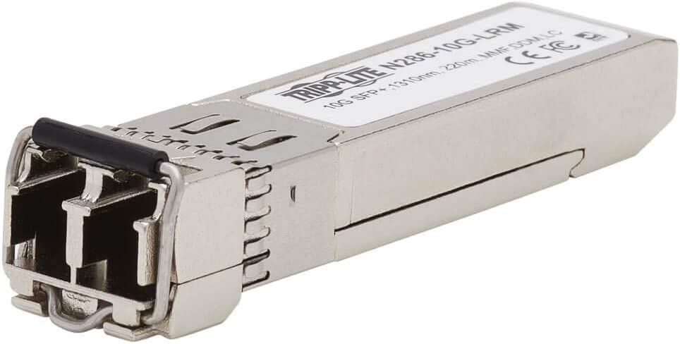 Tripp Lite Cisco SFP-10G-LRM Compatible SFP+ Transceiver 10Gbase LC MMF Ddm (N286-10G-LRM)