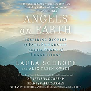 Angels on Earth audiobook cover art