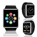 Indigi Innovative GT8 Gear Bluetooth Smartwatch Wireless Phone Caller ID Camera LG