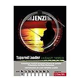 Tapered Leader- Der Klassiker 3x / 0,20/ 0,57