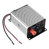 Socobeta Fuente de alimentación conmutada Mini Fuente de alimentación portátil Transformador de 24 V a 13,8 V para Radio bidireccional