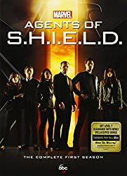 agents of shield season 1 dvd amazon