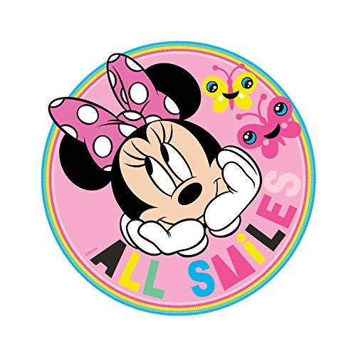 Tapete Infantil Juego Multiusos Didáctico Para Bebé DISNEY MINNIE MOUSE Disney Clásicos Tapete De Niños Alfombra De Gateo Foamy...