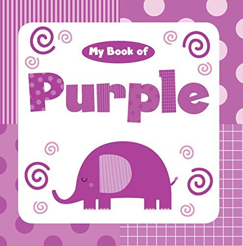My Book of Purple (My Color Books)