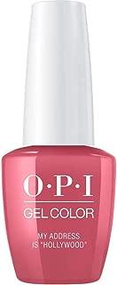 OPI GelColor, Gel Nail Polish, Pink