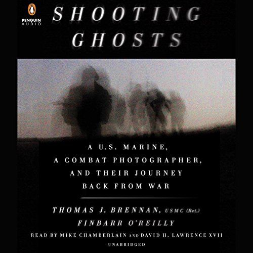 Shooting Ghosts  By  cover art