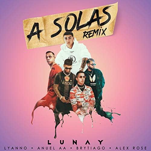 Lunay, Lyanno & Anuel Aa feat. Brytiago & Alex Rose