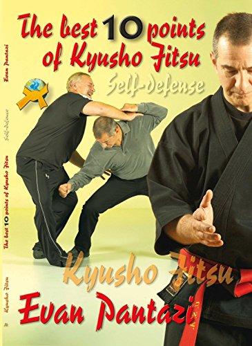 Kyusho Top Ten Points: Vital Point Self Protection (Kyusho Jitsu Book 5) (English Edition)