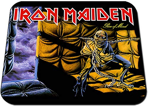 Iron Maiden Piece of Mind A Alfombrilla Mousepad PC