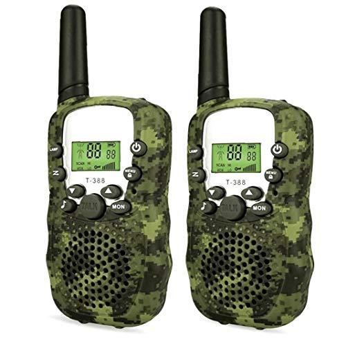 Kids Walkie Talkies Multifunction Handheld Wireless Call Voice Toys...