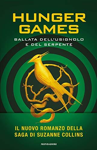 HUNGER GAMES - Ballata dell'usignolo e del serpente