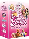 Barbieet Ses Soeurs-Coffret: Au Club hippique + La Grande Aventure Recherche des Chiots + Un Merveilleux Noël