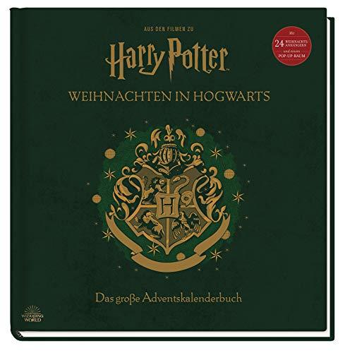 Harry Potter Adventskalender-Buch